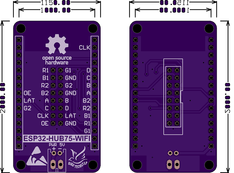 64x32_ESP32_HUB75-WIFI-Adapter_Bird_Techstep.png